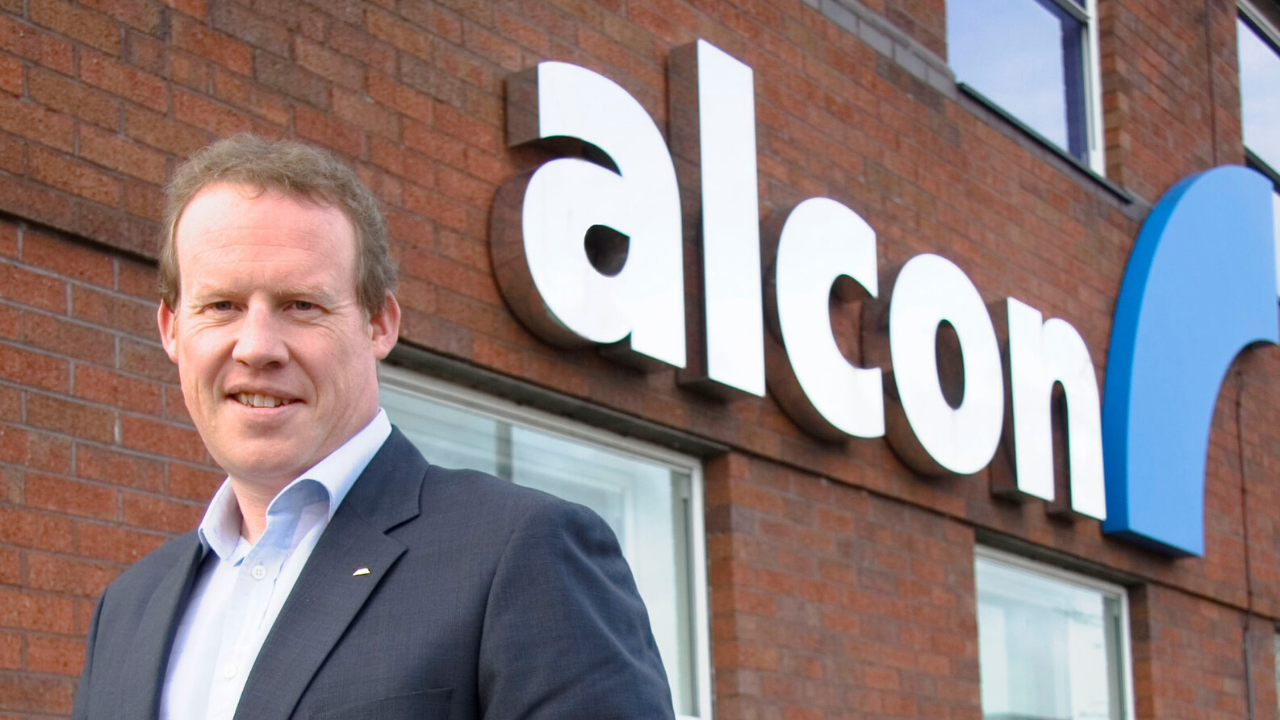 Coffee Brake - Alistair Fergusson, Alcon Components Ltd.