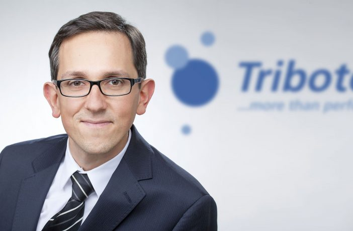 Leadership Spotlight: Stefan Greimel, Tribotecc